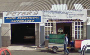 Peter's Auto Electrical