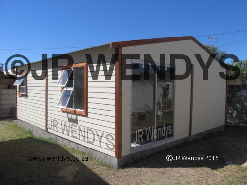 JR wendys manufacturers of Nutec Wendy Houses Cape Town