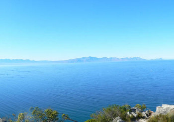 False Bay Panarama from Elsies Peak Fish Hoek